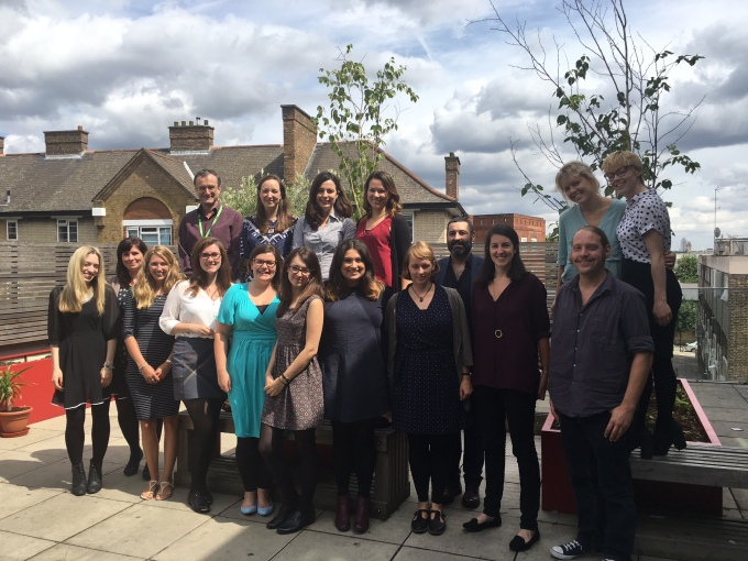 QI SRRP Conference Trainees 2015-16